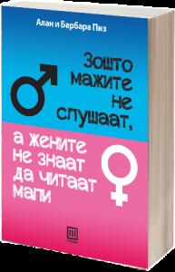Зошто мажите не слушаат а жените не знаат да читаат мапи